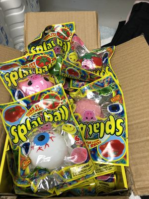 Splatballs- Box of 24 for Sale in Milpitas, CA