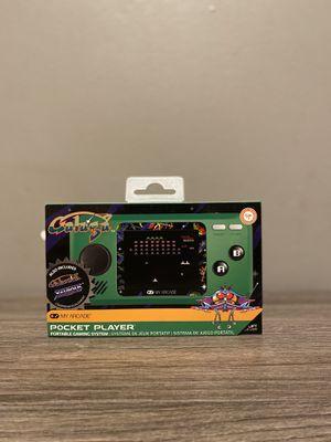 My Arcade Galaga Pocket Player for Sale in Danbury, CT