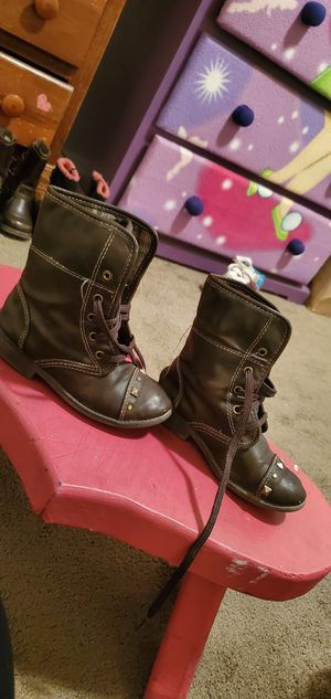 Girls Boots. Size 9 children for Sale in Las Vegas, NV