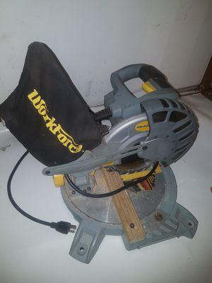 WorkForce WF814UL Compound Miter Saw for Sale in Boca Raton, FL