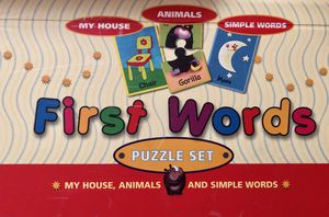 First Words Puzzle Set for Sale in Port St. Lucie, FL
