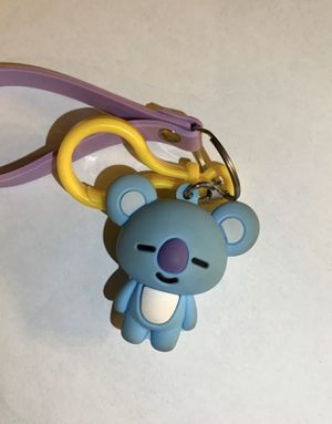 BTS BT21 koya keychain with strap for Sale in Silver Spring, MD