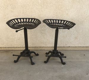 Saddle Seat Bar Stools for Sale in Fresno, CA
