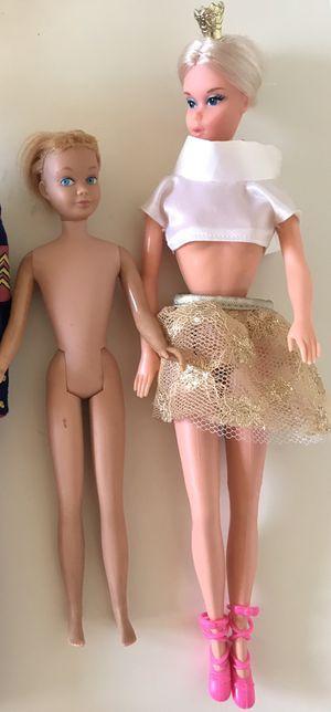 Barbie doll vintage 1974-1963 for Sale in Arcadia, CA