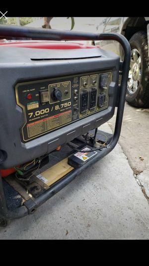Predator Generator 8750 for Sale in Colton, CA