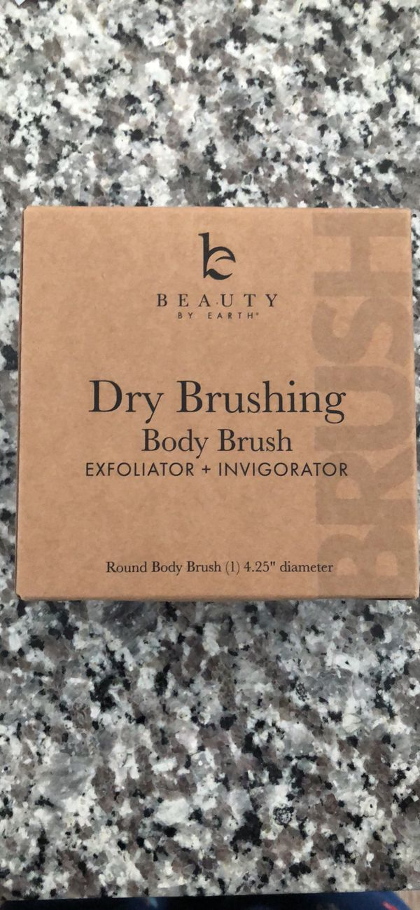 Body Brush - Exfoliator