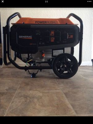 BRAND NEW GAS GENERATOR - GP3600 for Sale in Sun City, AZ