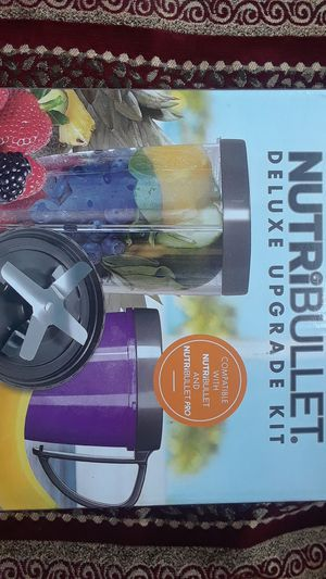 NUTRiBULLET Cups & Blade Replacement for Sale in Halethorpe, MD