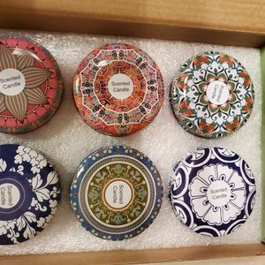 Scented Candles, Soy Wax 6-Pack Gift Package Aromatherapy for Sale in North Richland Hills, TX