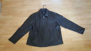 Mens leather Jacket for Sale in Tampa, FL