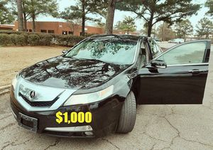 🍁🍁price$1OOO I'm selling 2OO9 Acura TL 🍁🍁 for Sale in San Diego, CA