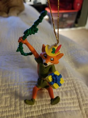 Disney Robin Hood collectible ornament for Sale in Mukilteo, WA