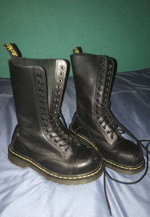 Dr. Martens black boots for Sale in Irwindale, CA