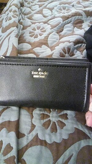 Kate Spade New York black brand new wallet for Sale in Golden, CO