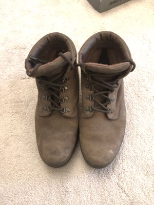 Size 11.5 Timberland boots for Sale in Fairfax, VA