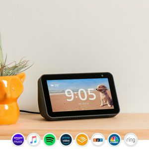 "Amazon - Echo Show 5"" Smart Display with Alexa - Charcoal for Sale in Rockville, MD"