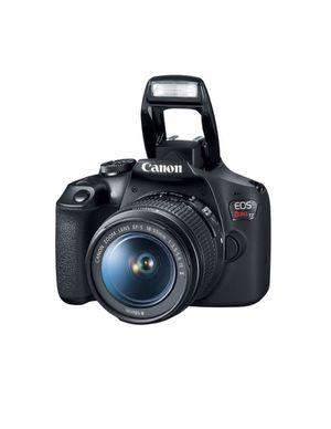 Canon Eos Rebel T7 for Sale in San Bernardino, CA