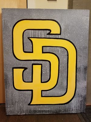 SD painting for Sale in San Diego, CA
