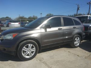 2010 Honda CRV 73000 miles for Sale in Irving, TX