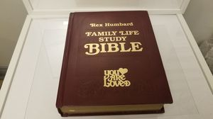 Vintage Red Humbard Family Live study edition for Sale in River Grove, IL