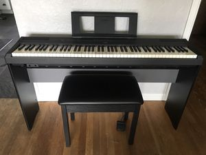 Yamaha P-115 88-Key Portable Digital Piano for Sale in Seattle, WA