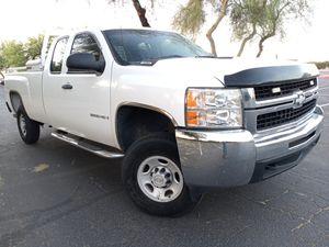 3/4 TON TRUCK!!!! 2007 CHEVY SILVERADO HD!!! SEATS 6PPL! 4X4 SIMILAR TO RAM F150 SIERRA TUNDRA TITAN for Sale in Phoenix, AZ