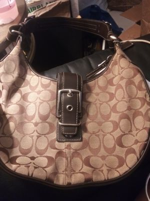 Purse Coach Brand must sell for Sale in Hollywood, FL