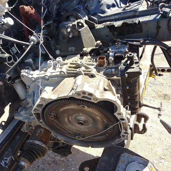 2013 Hyundai sonata parts good transmission