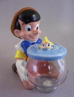 Disney Pinocchio cookie jar vintage for Sale in Falls Church,  VA