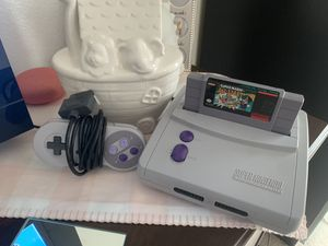 super nintendo SNES for Sale in Clackamas, OR