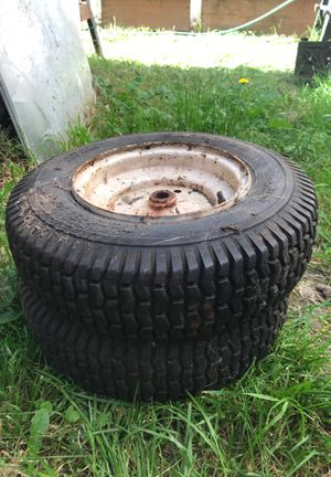 4.80/4.00-8 tractor wheels for Sale in Vancouver, WA