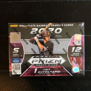 Panini Prizm Baseball Pack for Sale in Glendale, CA