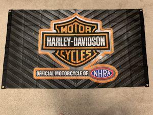 Harley Davidson banner for Sale in Palm Harbor, FL