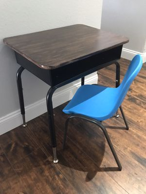Desk and chair for kids for Sale in Gilbert, AZ