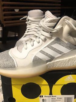 Adidas Marquee Boost 8.5 Basketball Shoes for Sale in Arlington,  VA