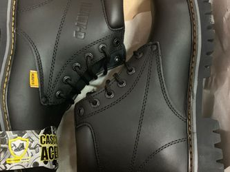 Heavy D Steel Toe Work Boots Size 10 for Sale in Paramount,  CA