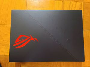 "ASUS - ROG Zephyrus M15 15.6"" 4K Ultra HD Gaming Laptop for Sale in Falls Church, VA"
