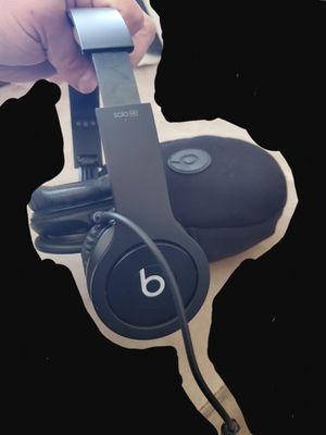 Beats® Solo HD Headphones for Sale in Palmdale, CA