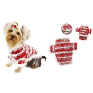 Furry Sparkling Dog Sweaters for Sale in Baltimore, MD