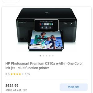 Hp All In One Jet Printer for Sale in Garden Grove, CA