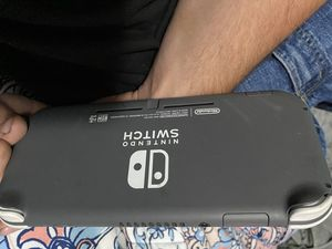 Nintendo switch comes with charger and one game for Sale in Richmond, VA