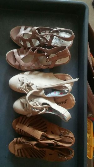 Shoes; size: 5.5/6 for Sale in Sterling, VA