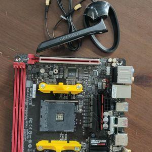 Gigabyte ab350n Gaming Wifi ITX Motherboard for Sale in Santa Ana, CA