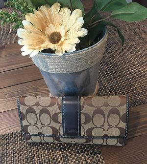 Coach Wallet for Sale in Fontana, CA