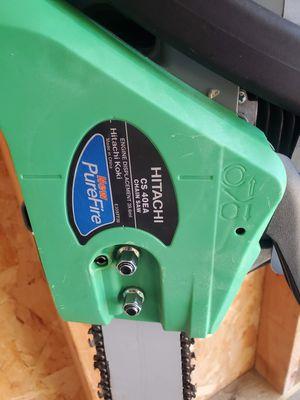 Hitachi chainsaw for Sale in Holland, MI