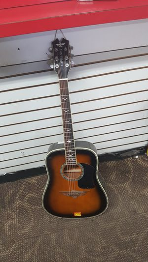 Keith Urban Phoenix Collection Acoustic Guitar | Guitar Limited edition for Sale in Baltimore, MD