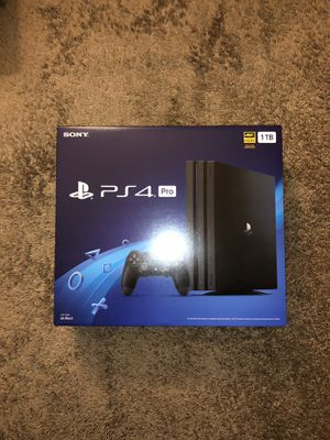 BRAND NEW PS4 PRO 1TB for Sale in San Diego, CA