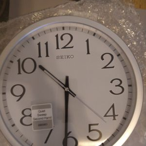 Seiko Clock for Sale in Los Angeles, CA
