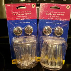 Brand NEW! Tub/Shower Handles for Sale in Homestead, FL
