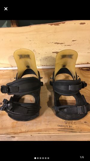 Snowboard bindings for Sale in Bristol, RI